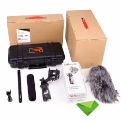 Microphones - Aputure Deity Kit, Condenser Shotgun Camcorder Broadcast Microphone - quick order from manufacturer