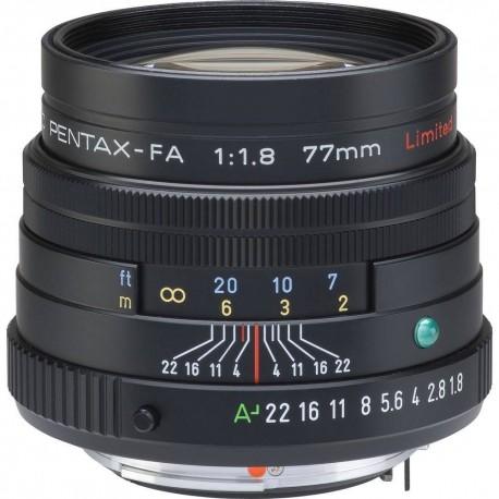 Объективы - Ricoh/Pentax Pentax DSLR Lens 77mm f/1,8 SMC FA - быстрый заказ от производителя