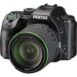 Spoguļkameras - PENTAX K-70 18-135 WR BLACK - perc veikalā un ar piegādi