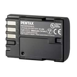 Kameru akumulatori - PENTAX DSLR BATTERY LI ION D-LI90 FOR K-1 - perc šodien veikalā un ar piegādi