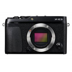 Mirrorless Cameras - Mirrorless Digital Camera Fujifilm X-E3 Black - quick order from manufacturer