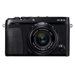 Bezspoguļa kameras - Fujifilm X-E3 + 23mm f/2.0 Kit, melns - ātri pasūtīt no ražotāja