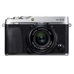 Bezspoguļa kameras - Fujifilm X-E3 + 23mm f/2.0 Kit, sudrabots - ātri pasūtīt no ražotāja