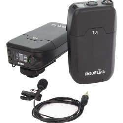 Микрофоны и звукозапись - Rodelink Film Maker Kit wireless bezvadu mikrofonu sistēma