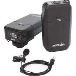 Микрофоны и звукозапись - Rodelink Film Maker Kit wireless bezvadu mikrofonu sistēma
