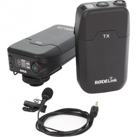 Rodelink Film Maker Kit wireless bezvadu mikrofonu sistēma