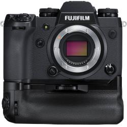 Беззеркальные камеры - Fujifilm X-H1 Mirrorless Digital Camera Body with Battery Grip Kit - быстрый заказ от производителя