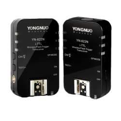 Radio palaidēji - Yongnuo YN-622N II i-TTL radio zibspuldzes trigeru komplekts - ātri pasūtīt no ražotāja