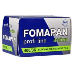 Foto filmiņas - Fomapan 400 Action 35mm 36 Exposures - perc veikalā un ar piegādi
