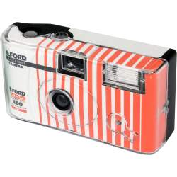 Filmu kameras - ILFORD XP2 VIENREIZĒJA FOTOKAMERA 400 ASA 24+3 - perc veikalā un ar piegādi