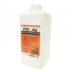 Foto laboratorijai - Agfa Fix Ag fixer concentrate 1.2l - perc šodien veikalā un ar piegādi