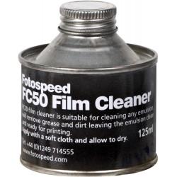 Foto laboratorijai - Fotospeed FC50 Film Cleaner filmiņu tīrītājs 125ml - perc šodien veikalā un ar piegādi