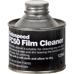 For Darkroom - Fotospeed FC50 Film Cleaner filmiņu tīrītājs 125ml - buy today in store and with delivery