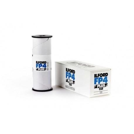 Фото плёнки - Ilford Film FP4 Plus Ilford Film FP4 Plus 120 - купить сегодня в магазине и с доставкой