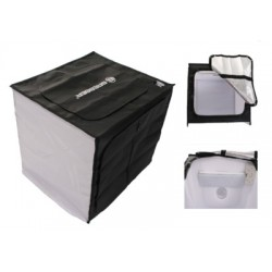 Mugursomas - BRESSER Y-20 LED PHOTOBOX 50x45x44cm - perc veikalā un ar piegādi