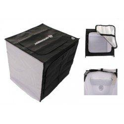 Gaismas kastes - BRESSER Y-20 LED PHOTOBOX 50x45x44cm - perc šodien veikalā un ar piegādi