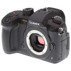Bezspoguļa kameras - Panasonic GH5s Lumix Mirrorless Micro Four Thirds DC-GH5S - ātri pasūtīt no ražotāja