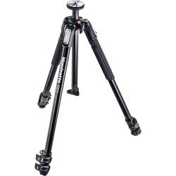 Photo Tripods - Manfrotto 190X ALU 3 SECTION TRIPOD - buy today in store and with delivery