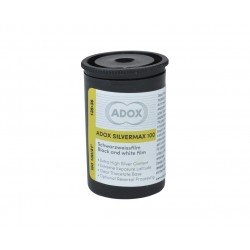Foto filmiņas - Adox Silvermax 35mm 36 exposures - perc šodien veikalā un ar piegādi