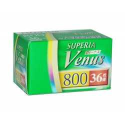 Foto filmiņas - Fuji Superia Venus 800 35mm 36 exposures - perc šodien veikalā un ar piegādi