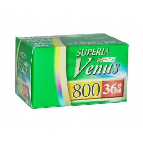 Foto filmiņas - Fuji Superia Venus 800 35mm 36 exposures - ātri pasūtīt no ražotāja