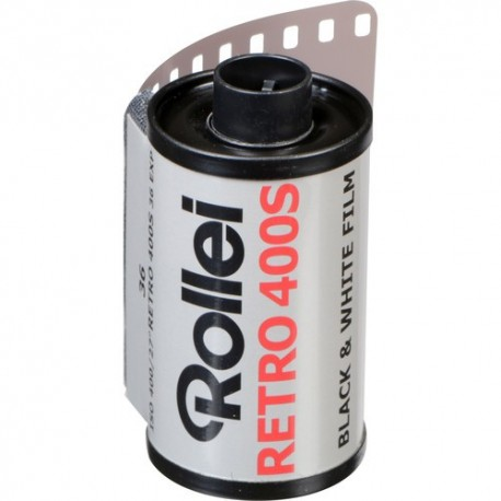 Foto filmiņas - Rollei Retro 400S 35mm 36 exposures - perc veikalā un ar piegādi