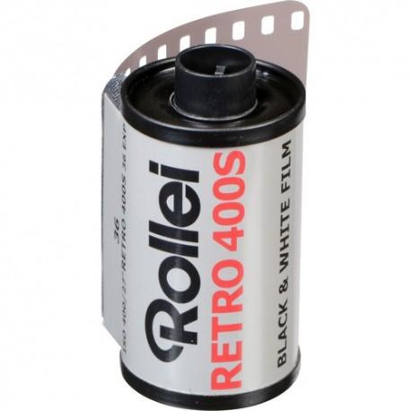 Rezerves daļas - Rollei Retro 400S 35mm 36 exposures - perc veikalā un ar piegādi