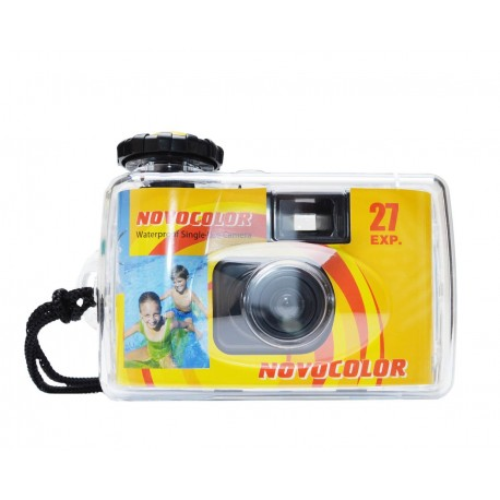 Filmu kameras - Waterproof single-use Camera EXP 12.2017 - perc veikalā un ar piegādi