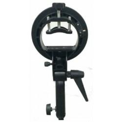 Aksesuāri zibspuldzēm - Bresser BR-SBS Strobist S-Bajonet adapter - perc veikalā un ar piegādi