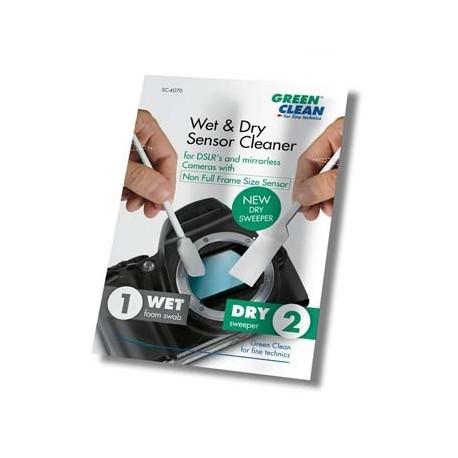 Чистящие средства - Green Clean SC-4070 WetFoam Swab (Non-Full Frame) - купить сегодня в магазине и с доставкой