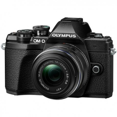 Mirrorless cameras - Olympus E-M10III 1442IIR Kit blk/blk - quick order from manufacturer