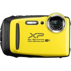 Compact cameras - Waterproof Digital Camera Fujifilm FinePix XP130 Yellow - quick order from manufacturer