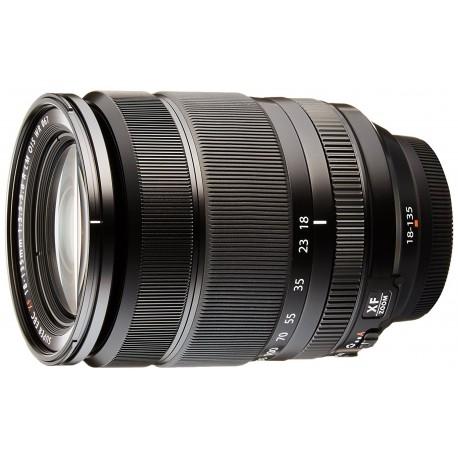 Objektīvi - Fujifilm Fujinon XF18-135mm F3.5-5.6 R OIS Lens WR - ātri pasūtīt no ražotāja