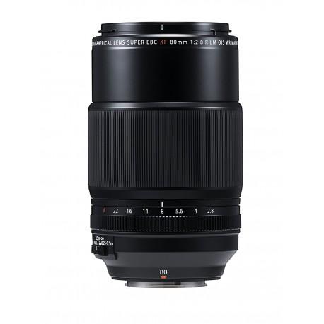 Objektīvi - Fujifilm Fujinon XF80mm F2.8 R LM OIS WR Lens Macro - perc šodien veikalā un ar piegādi