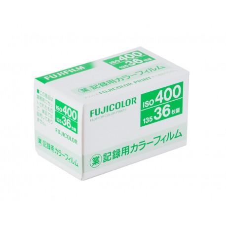 Foto filmiņas - Fujicolor 400 35mm 36 exposures high-speed, daylight-type fine-grain color negative film - perc veikalā un ar piegādi