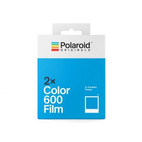 Instantkameru filmiņas - POLAROID ORIGINALS POLAROID ORIGINAL COLOUR FILM FOR 600 2-PACK - perc šodien veikalā un ar piegādi