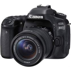 Photo DSLR Cameras - Canon EOS 80D DSLR Camera with 18-55mm IS STM Lens - buy in store and with delivery
