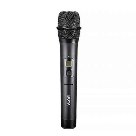 Mikrofoni - Boya Handheld Microphone BY-WHM8 - ātri pasūtīt no ražotāja