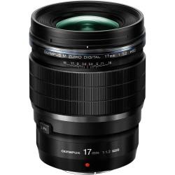 Objektīvi - Olympus 17mm f/1.2 Pro M.Zuiko Digital ED - ātri pasūtīt no ražotāja