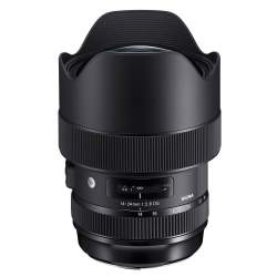 Lenses - Sigma 14-24 mm F2.8 DG HSM Canon [ART] - quick order from manufacturer