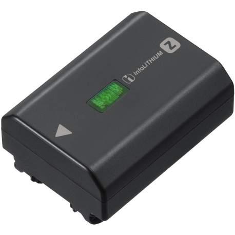 Kameru akumulatori - Sony NP-FZ100 Rechargeable Lithium-Ion Battery Z-series - perc šodien veikalā un ar piegādi