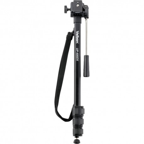 Monopods - Velbon UP-400DX monopods ar video galvu - quick order from manufacturer