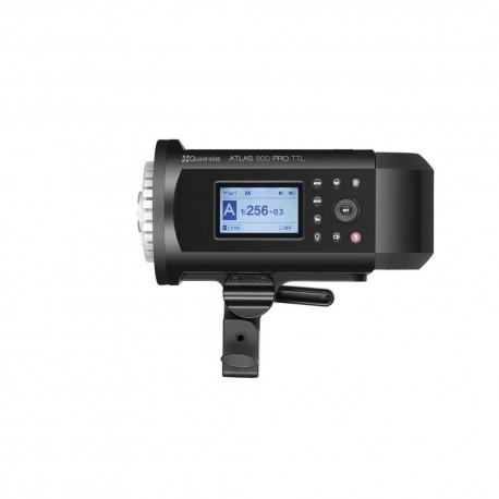 Portatīvās zibspuldzes - Quadralite PRO Atlas 600 TTL - ātri pasūtīt no ražotāja