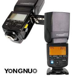 Zibspuldzes - Yongnuo YN-568EX III zibspuldze Nikon - perc veikalā un ar piegādi