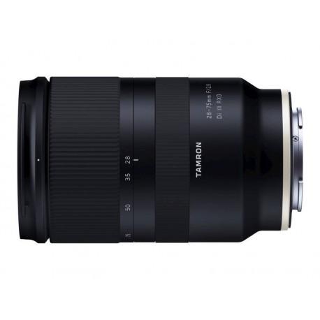 Objektīvi - TAMRON 28-75MM F/2.8 DI III RXD SONY E - perc veikalā un ar piegādi