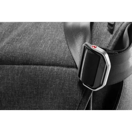 """Shoulder Bags - Peak Design shoulder bag Everyday Messenger V2 15"""", charcoal - quick order from manufacturer"""