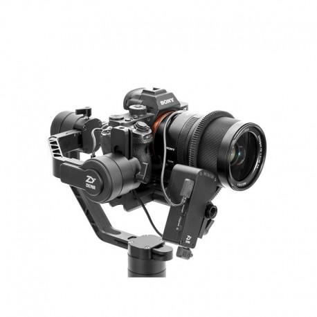 Stabilizatori - Zhiyun Crane 2 Stabilizators ar focus motoru un follow focus kontrolieri - perc šodien veikalā un ar piegādi