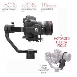 Stabilizatori - Zhiyun Crane 2 incl mechanical motorised follow focus - buy today in store and with delivery