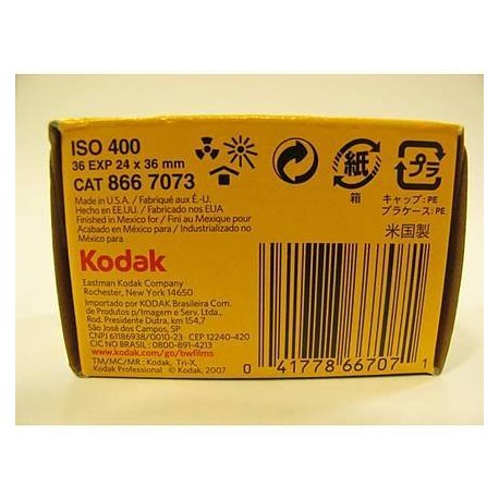 Photo films - KODAK TRI-X 400 TX 35mm 36 exposures - buy today in store and with delivery