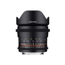 Objektīvi - SAMYANG 16MM T2,2 ED VDSLR II CANON - perc šodien veikalā un ar piegādi